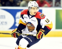 Alex DeBrincat of the Erie Otters. Photo by Aaron Bell/OHL Images