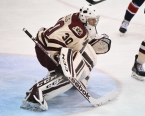 Dylan Wells of the Peterborough Petes. Photo by Aaron Bell/OHL Images