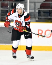 Noel Hoefenmayer of the Ottawa 67's. Photo by Aaron Bell/OHL Images