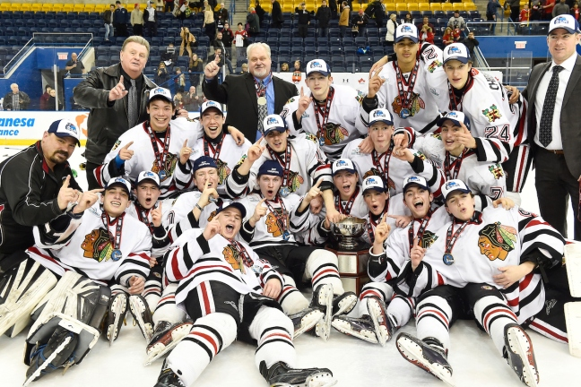 OHL Cup Champs