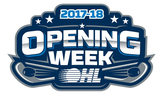 OHL Opening Week17-18