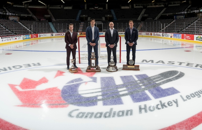 CHL Award Winners