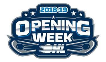 Opening Week 2018-2019