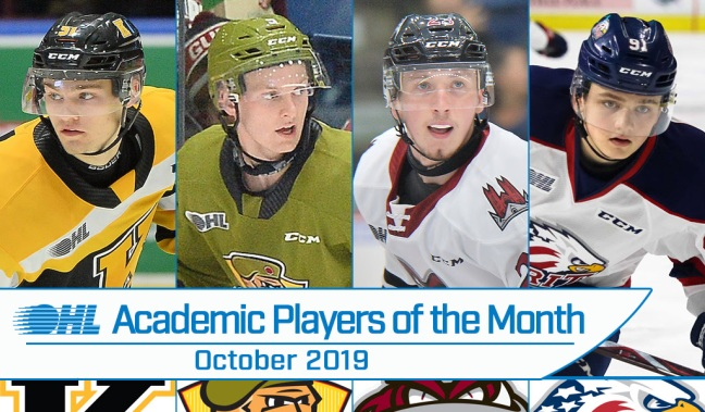 Academic Players for October