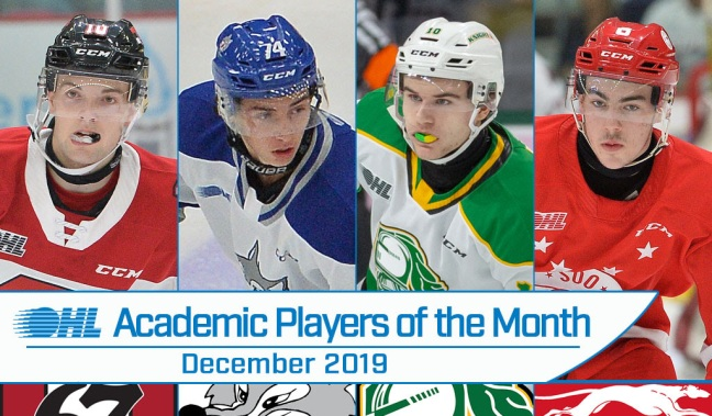 academic players for December