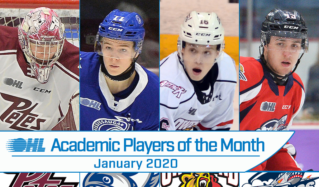 Academic players for January