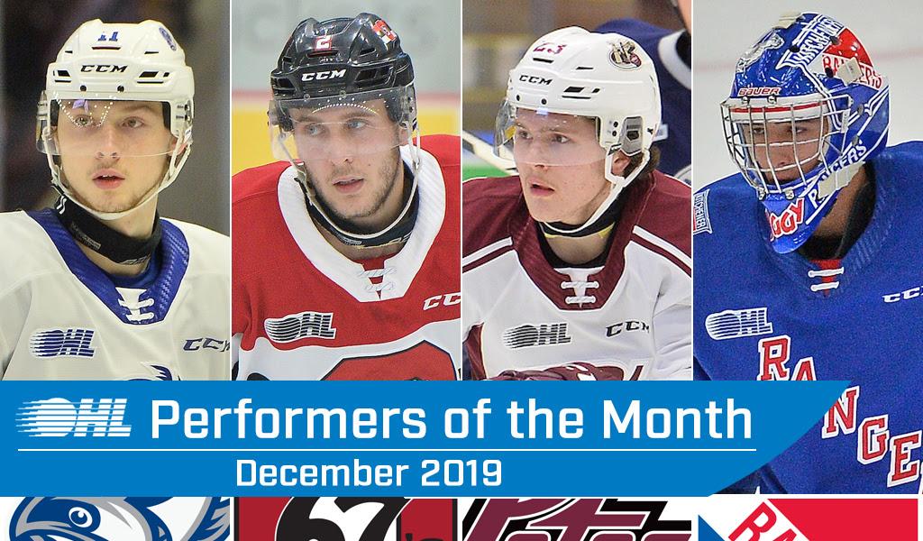 Top Performers December