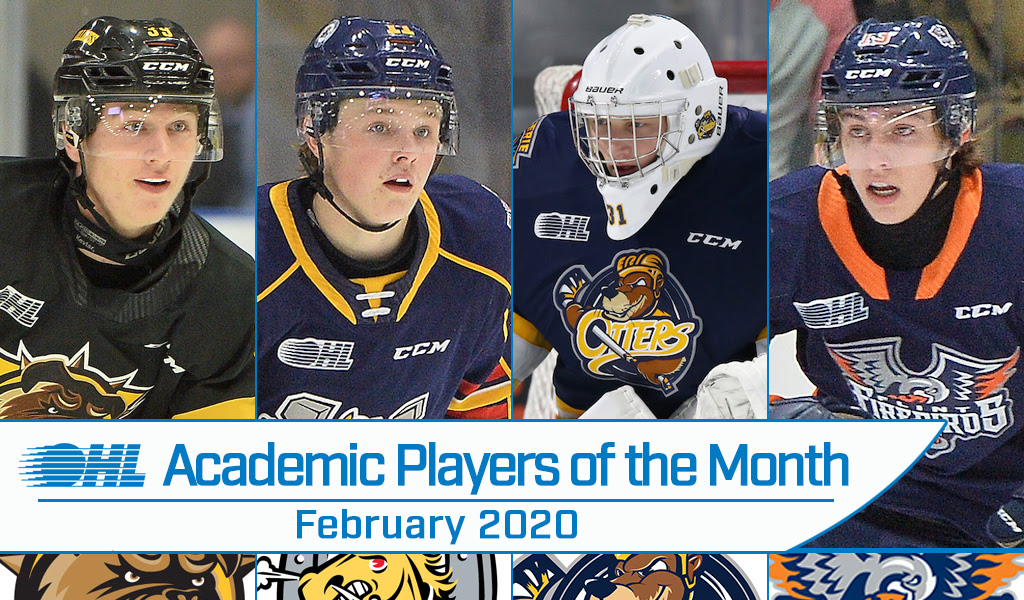 academic players for February