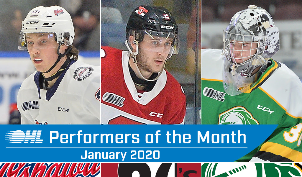 Top Performers January