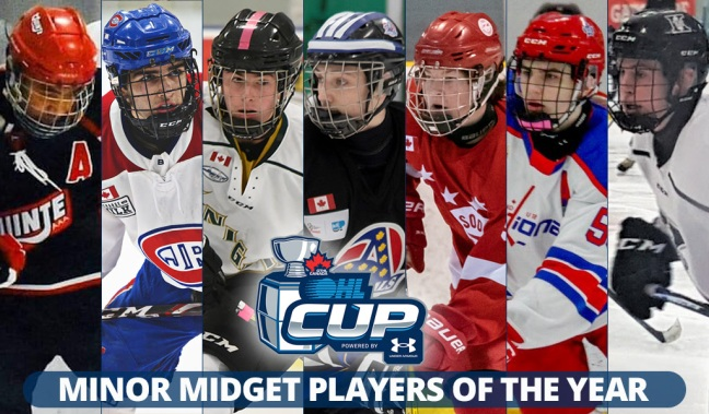 Midget Players of the Year