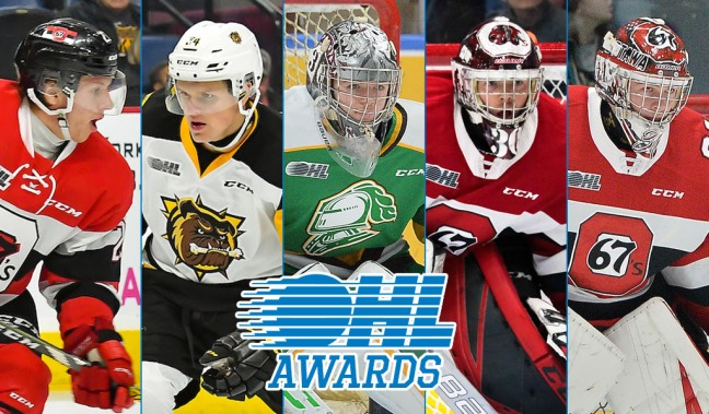 OHL awards