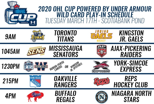 OHL Cup Wild Card