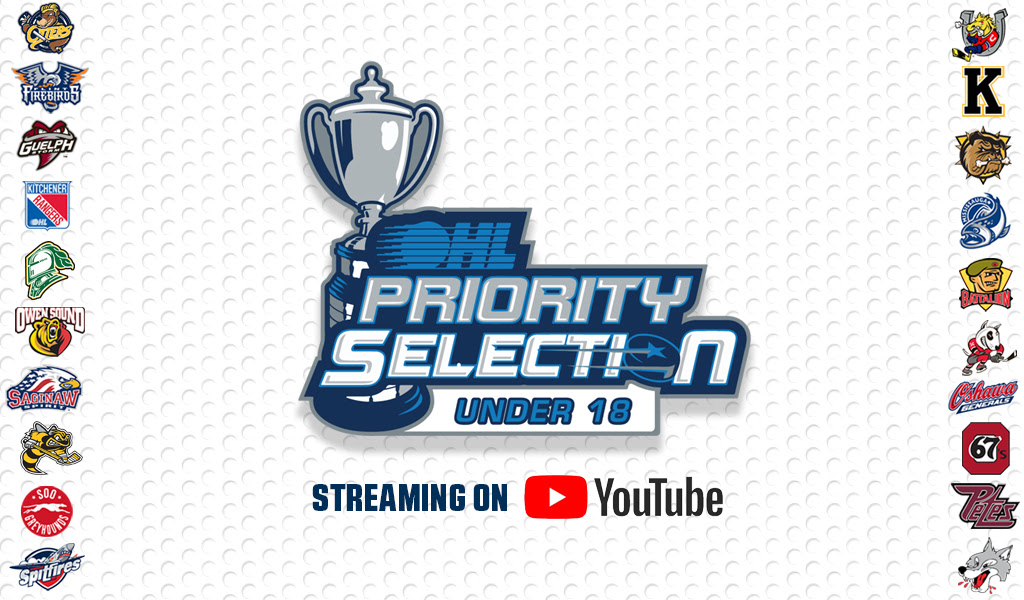 Under 18 Priority Selection